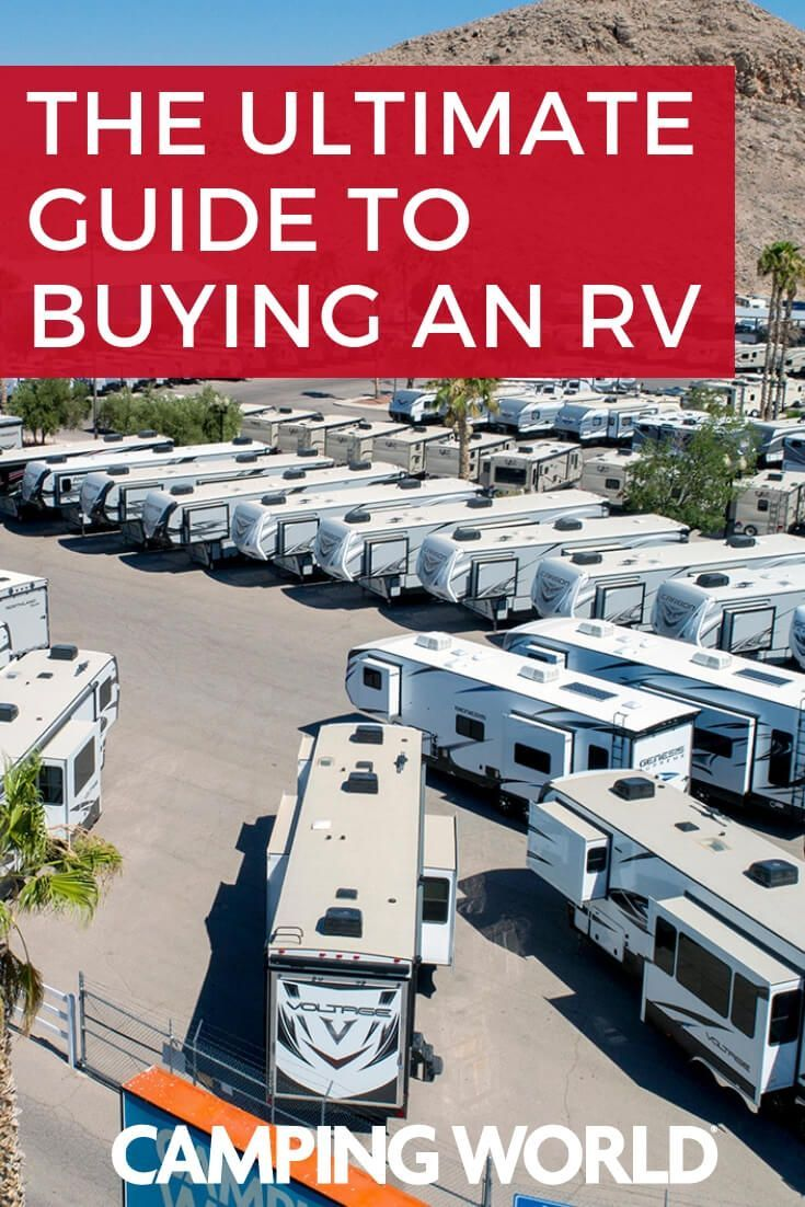 The Ultimate Guide To Buying An Rv Ing