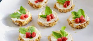 Goat's Cheese Canapé Recipe - Great British Chefs
