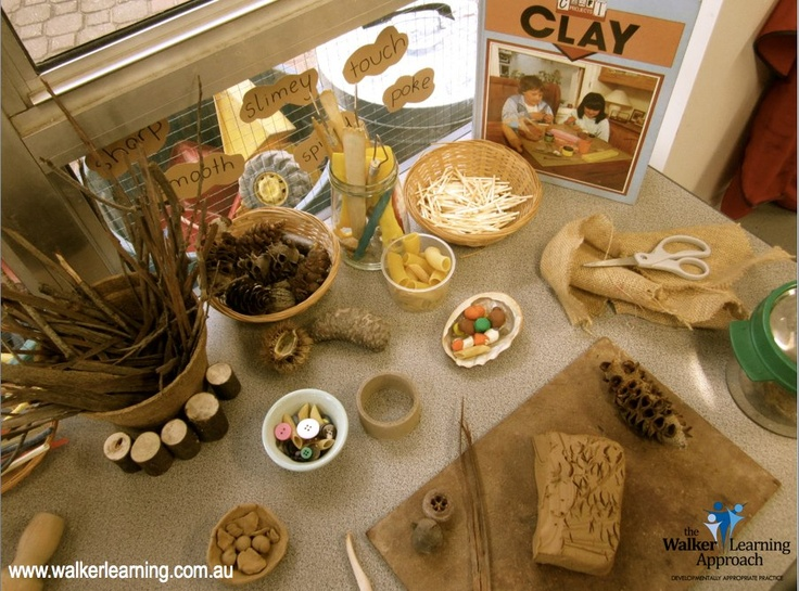 """Childhood is filled with natural wonder and curiosity. The learning environment must reflect a space that inspires a sense of wanting to investigate, to find out and to explore."" - Kathy Walker. For more inspiring classrooms visit: http://pinterest.com/kinderooacademy/provocations-inspiring-classrooms/ ≈ ≈"