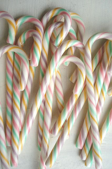 Pastel Candy Makeup Tutorial: Pastel Candy Canes By Such Pretty Things On Flickr