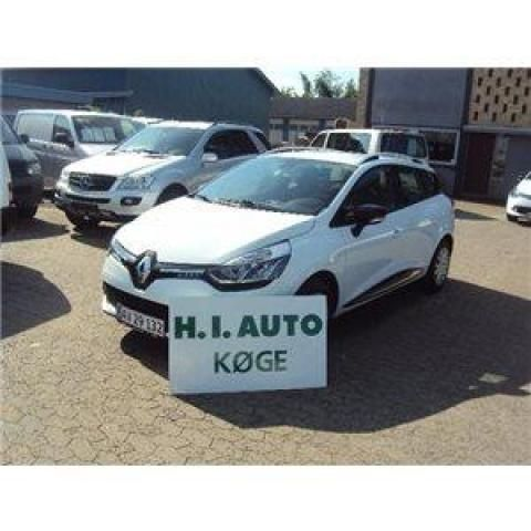 Renault Clio IV 1,5 dCi 75 Expression ST 2015 km