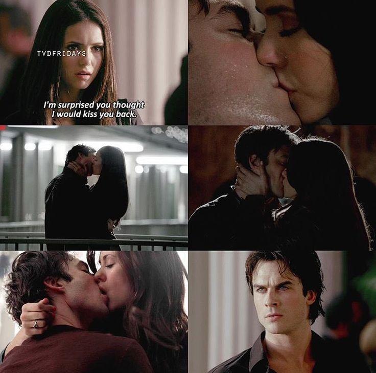 The Vampire Diaries: Damon and Elena | #Delena