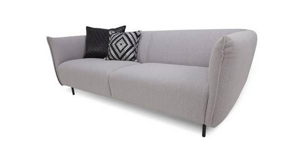 Athena 3 Seater Sofa Symphony | DFS
