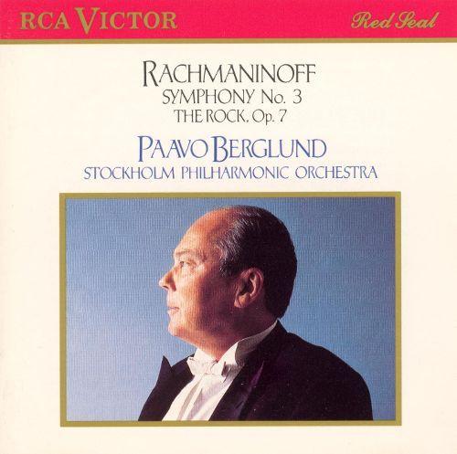 Rachmaninoff: Symphony No. 3 - The Rock, Op. 7