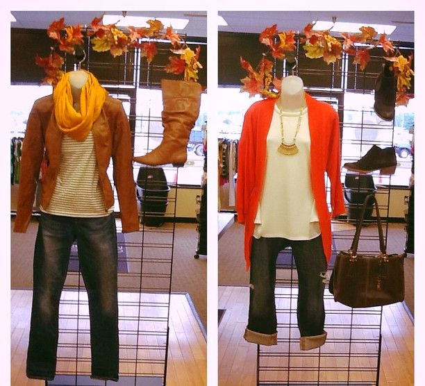 Thanksgiving Outfits - It's time to vote, choose your favorite Thanksgiving outfit!!!  Thanksgiving outfit #1 (left) Total price: $59.13  Thanksgiving Outfit #2 (right) Total price: $78.84