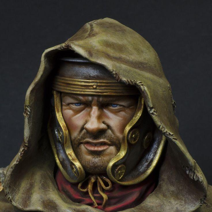 legionario romano  Víctor González