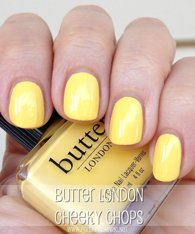 butter LONDON Cheeky Chops ♥ Swatches and Review