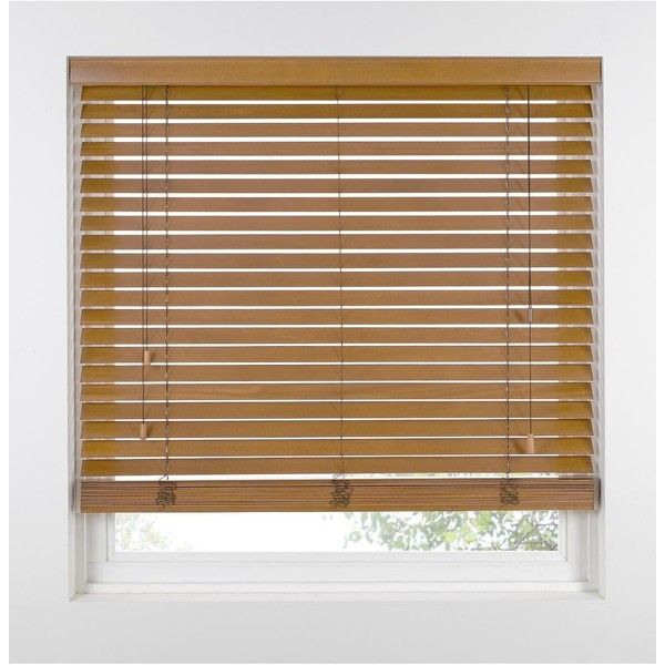 made to measure 50 mm wooden venetian blinds 34 liked on polyvore featuring