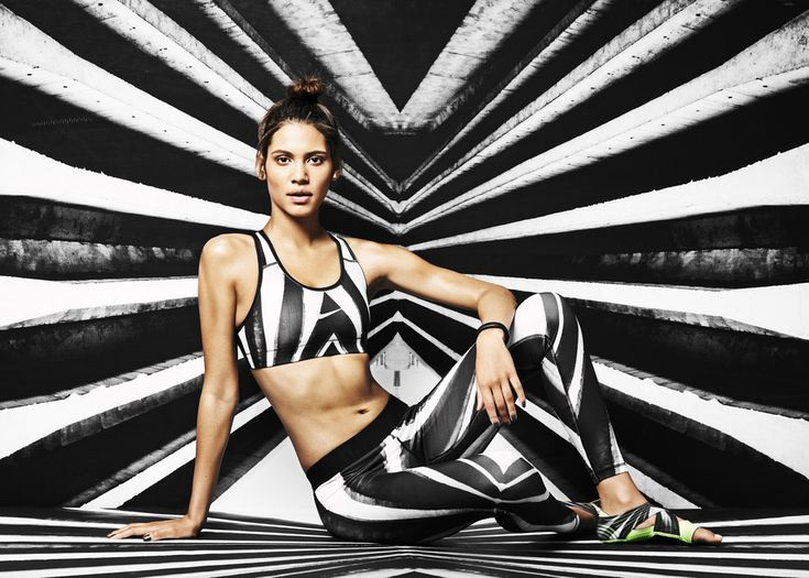 NIKE, Inc. - Worlds Collide: The Nike Tight of the Moment by Flavio and Jayelle