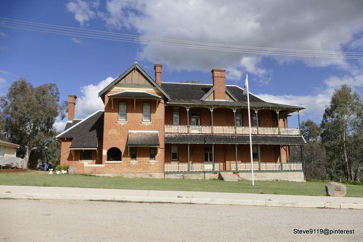 Old Hospital @ York, Western Australia