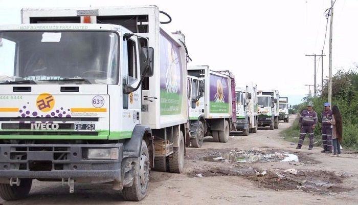 Mirá cómo será la recolección de residuos en Jueves y Viernes Santo: Los servicios se suspenderán desde el jueves a la noche hasta el…