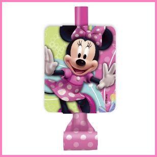 Minnie Mouse Party Blowouts, $3.49 Cdn pkg/8.