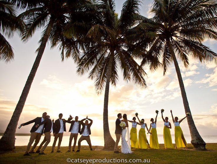 Port Douglas wedding Rex Smeal Park