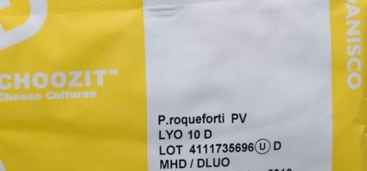 Penicillium Roqueforti PV Strain