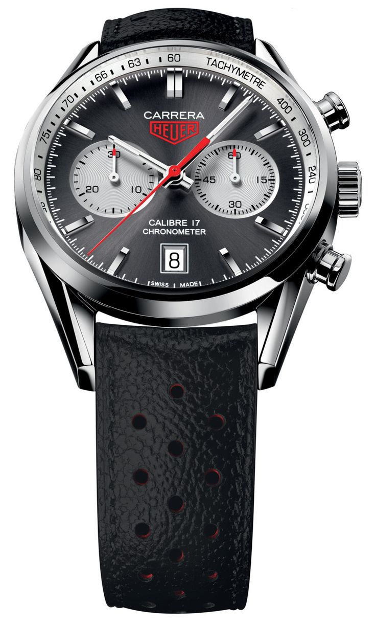 TAG Heuer Carrera Calibre 17 Chronograph Boutique Special Honors The Jack Heuer 80 Limited Edition Watch
