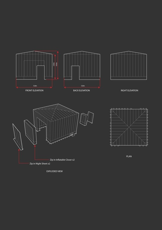 #6m #CUBE #TECHNICAL #SPECS  #Inflatable #Temporary #Structure #Events http://www.brandinteractivation.com/