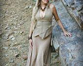 Falda de la envoltura de la tierra. falda larga. ropa de la tierra. ropa tribal. falda tribal. ropa Bohemia. largo falda boho. Maxi falda. falda de Pixie.