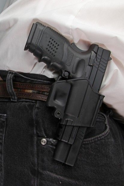 What's 'good cause' to carry a concealed gun?