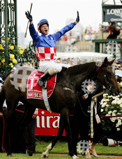 Makybe Diva 3 Cups in a row