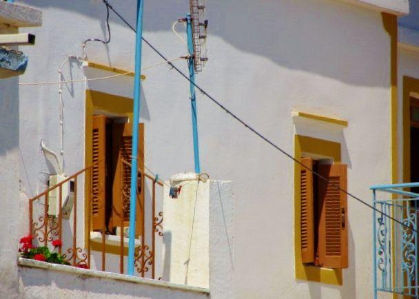 Casa di Olympos. #karpathos #Olympos #Colors #Greece #windows