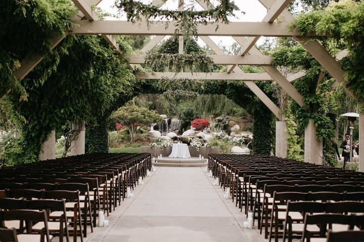 Coyote Hills Golf Course Golf Courses Golf Course Wedding Ceremony Venue