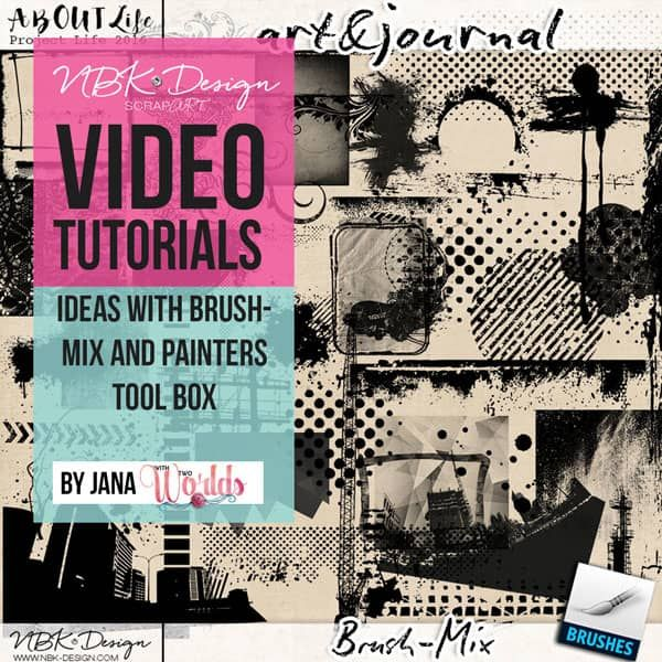 How to use Brush Mix and Painters tool box part 1 on Vimeo