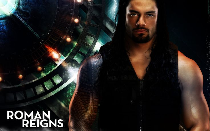 roman reighns photos | Roman Reigns! by menasamih