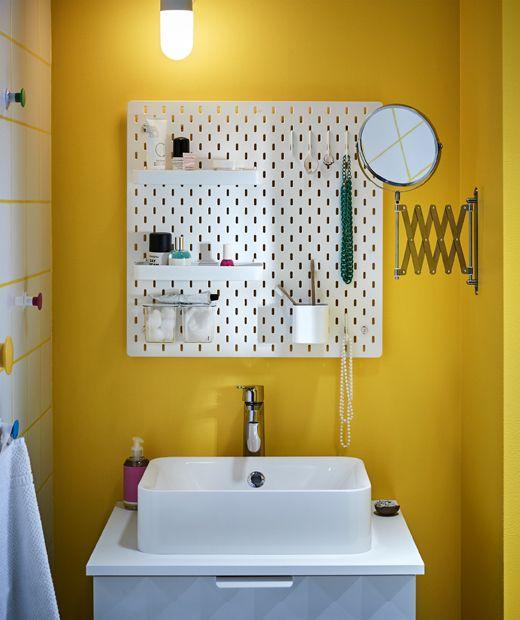 156 best IKEA Badezimmer - Spa images on Pinterest Bathroom - badmöbel kleines badezimmer