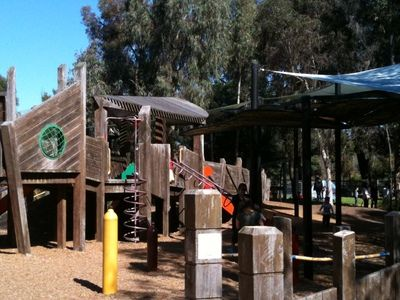 Hays Paddock Playground - Melbourne