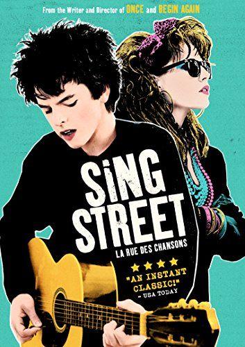 Sing Street: DVD
