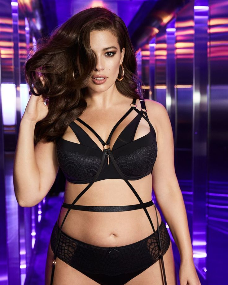 Ashley Graham Harness