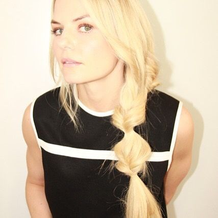 Jennifer Morrison: For more pics of @beautycoach_com braids check out http://www.beautycoach.com/tressobsessed/braidqueen  Thank you @riawnacapri and all of #901salon for always giving me true fairytale hair.