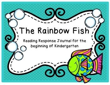 I love doing reading response journals with my Kindergarten class.  The Rainbow…