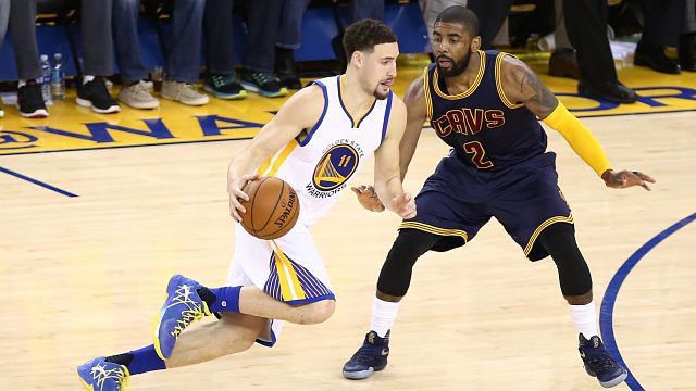 NBA Finals 2017: Times, TV Schedule For Warriors Vs. Cavs - Pro Sports ...