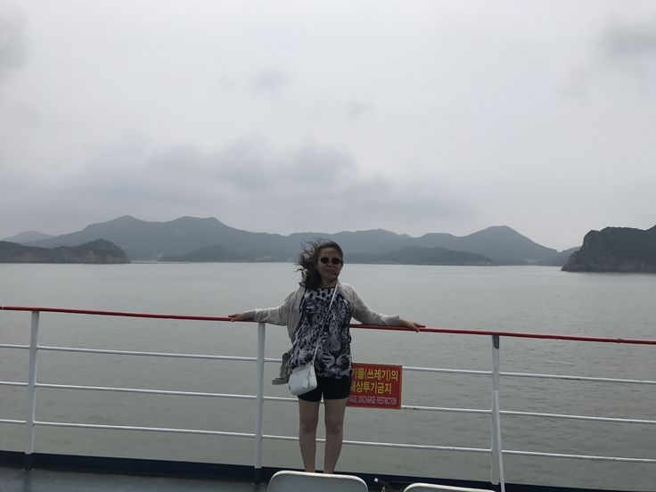 From Cruise ship from Mokpo to Jeju