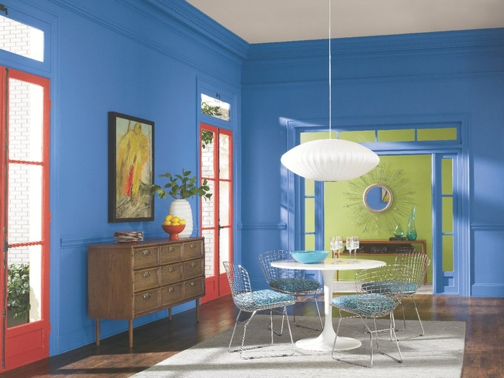 71 best images about Paint Colors for Dining Rooms on Pinterest ...