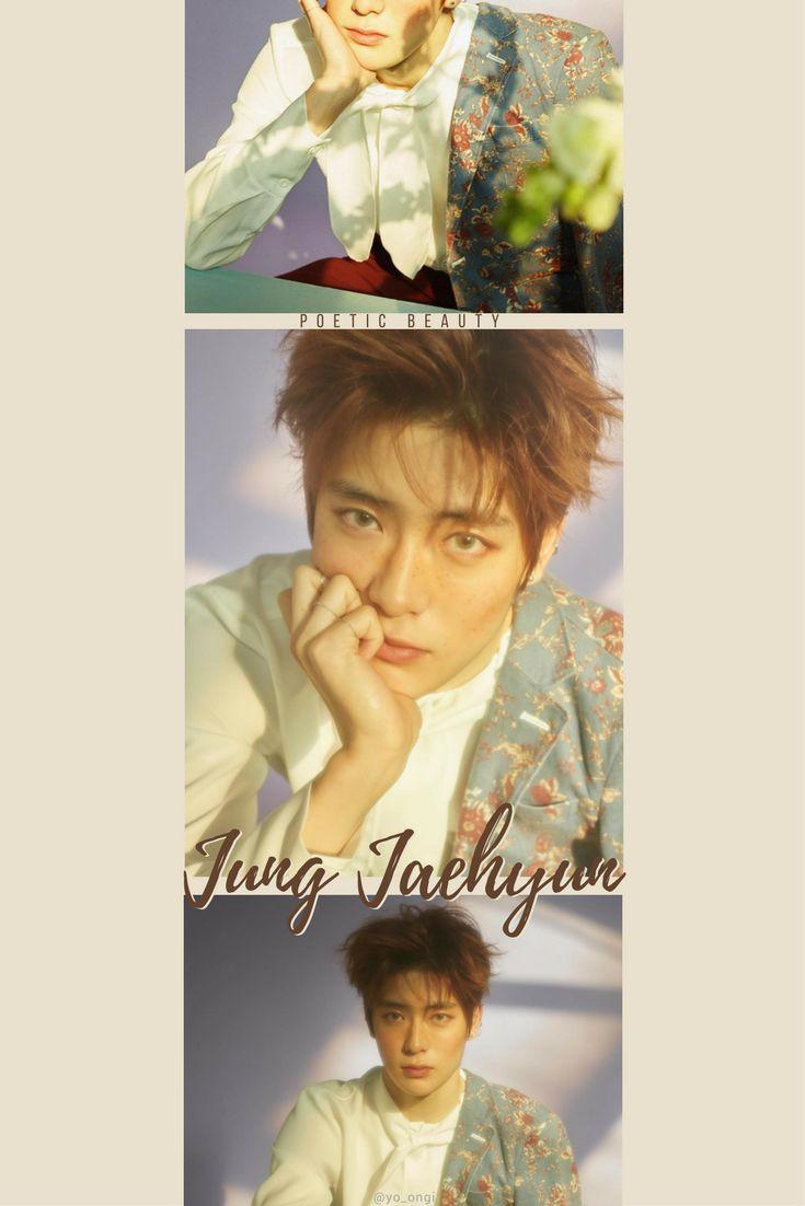 NCT Jaehyun Poetic Beauty wallpaper/lockscreen/homescreen