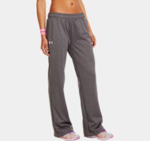 Women's Armour® Fleece Team Pants | 1225775 | Under Armour US