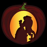 Beauty and the Beast CO - Stoneykins Pumpkin Carving Patterns and Stencils