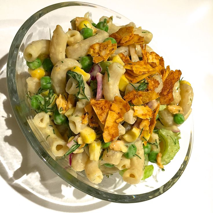 heidi kristoffer dill macaroni salad