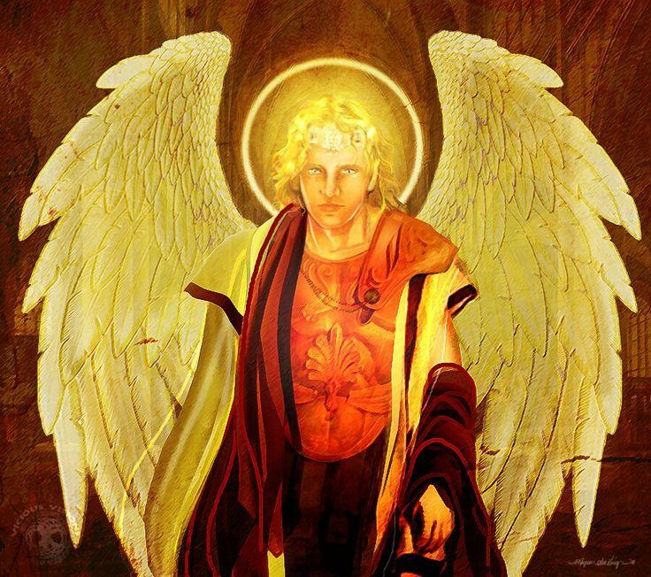 как выглядит архангел михаил фото разместите свою