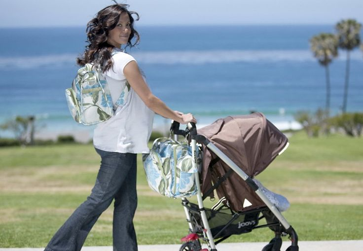 Что нужно взять с собой на прогулку с ребенком