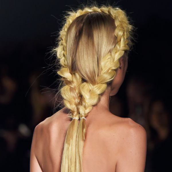 7 Insanely-Cool Braids For Every Day This Week | The Zoe Report