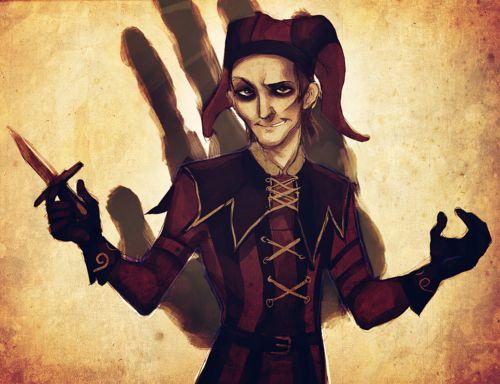 Арты по Цицерону. — The Elder Scrolls: Morrowind, Oblivion, Skyrim