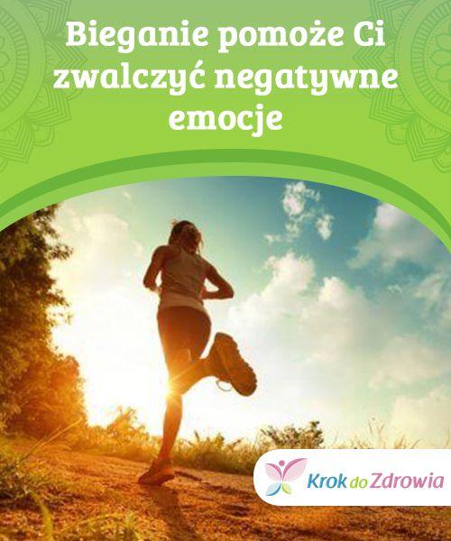 #Bieganie pomoże Ci zwalczyć #negatywne emocje  Bieganie wyzwala produkcję endorfin, co pomaga zwalczyć #stres i rozluźnić ciało. Wraz z potem z #organizmu wydalane są także toksyny.