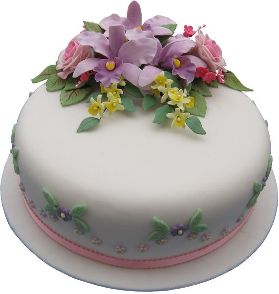 Cattleya Orchids, Cymbidium Orchids, Roses & Blossoms  #sugarflowers #sugarart #sugarcraft #cakeart #cakedecorating #sugarflower #cakeartist #sugarpaste #sugarartist #gumpaste
