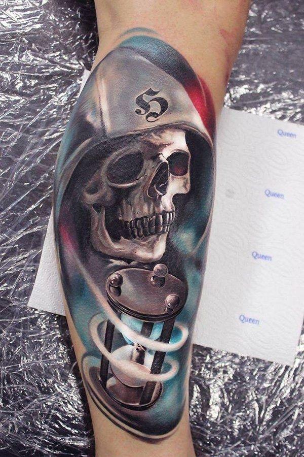 40-Interesting-Skull-Tattoo-Designs-for-you-17.jpg (600×900)