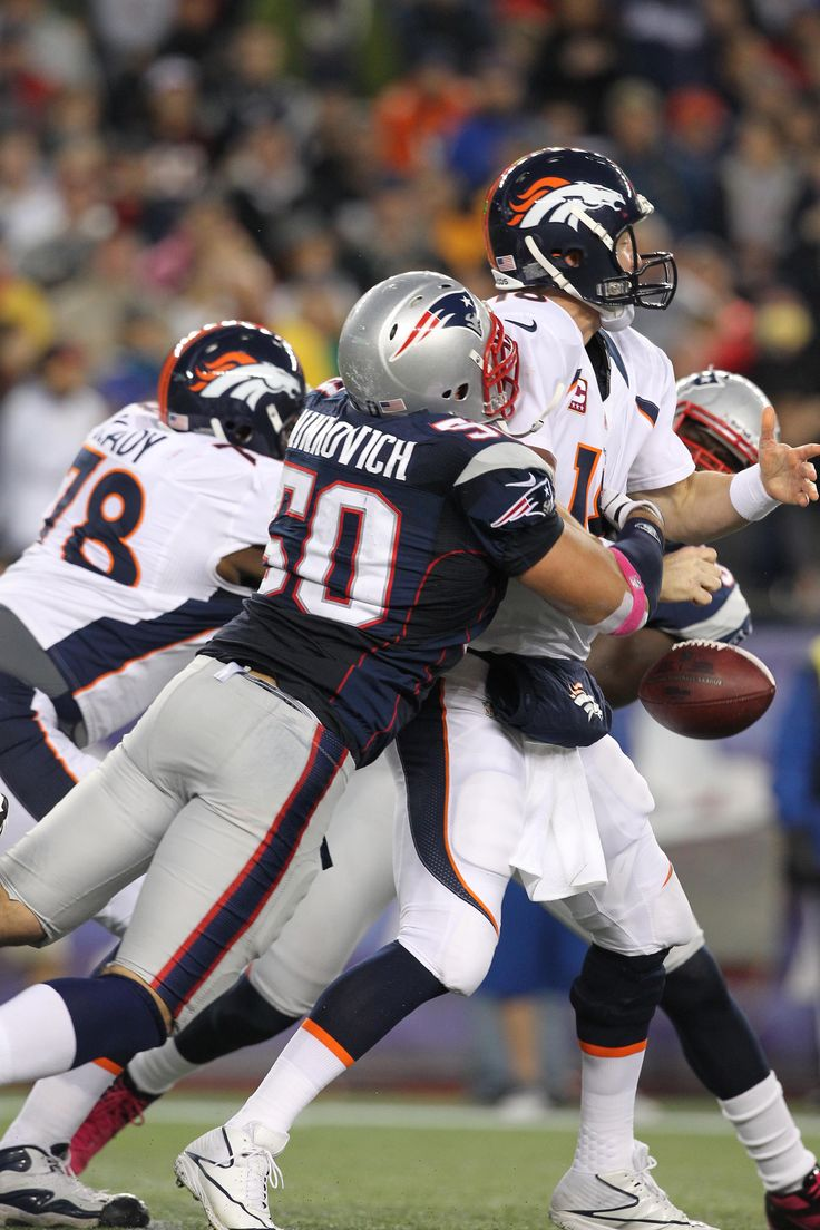 10/7/12..Memorable Moments: Patriots-Broncos, presented by Empower | New England Patriots