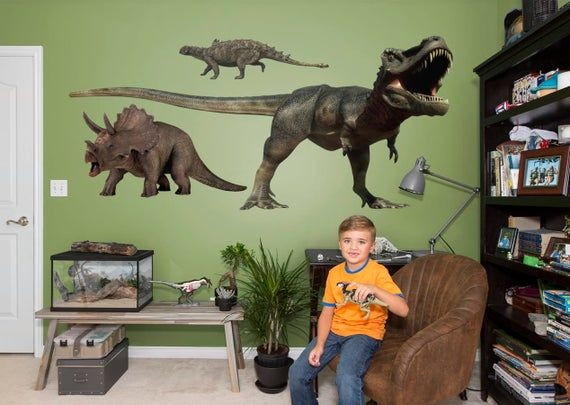 Fathead Dinosaurs Collection Large Wall Decals Giant Removable