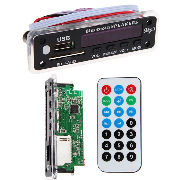 Car USB MP3 Player Integrated Bluetooth Hands-free MP3 Decoder Board Module ZTV-M01BT Remote Control USB FM AUX Radio For Car *** AliExpress Affiliate's Pin.  Locate the offer simply by clicking the VISIT button